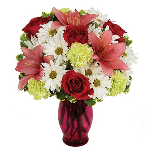 Sweetest Memories flower bouquet from Ingallina's nationwide flowers website